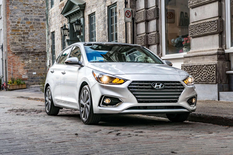 Hyundai Accent 2018- Beaucoup de voiture pour le prix