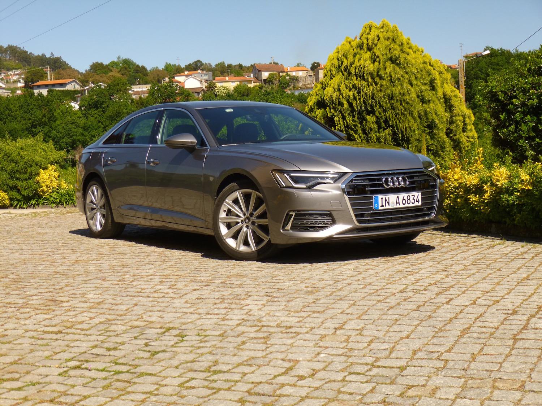Audi A6 2019 – Huitième du nom