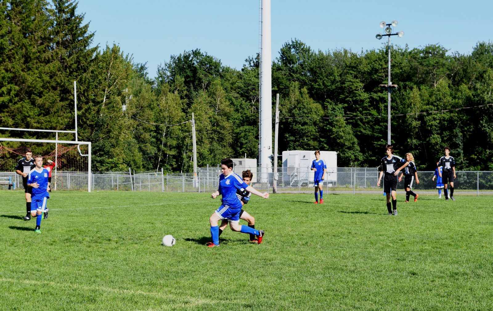 Ligue de soccer Inter-Beauce: plus de 1 000 jeunes en attente