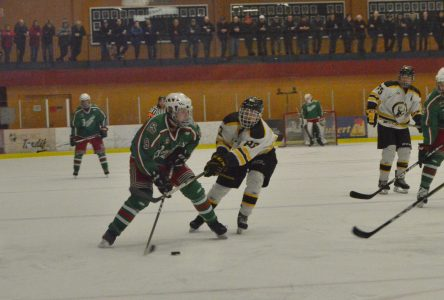Finale junior AA | Bellechasse remporte le match inaugural