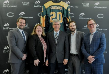 Du hockey junior AAA à Saint-Georges en 2020