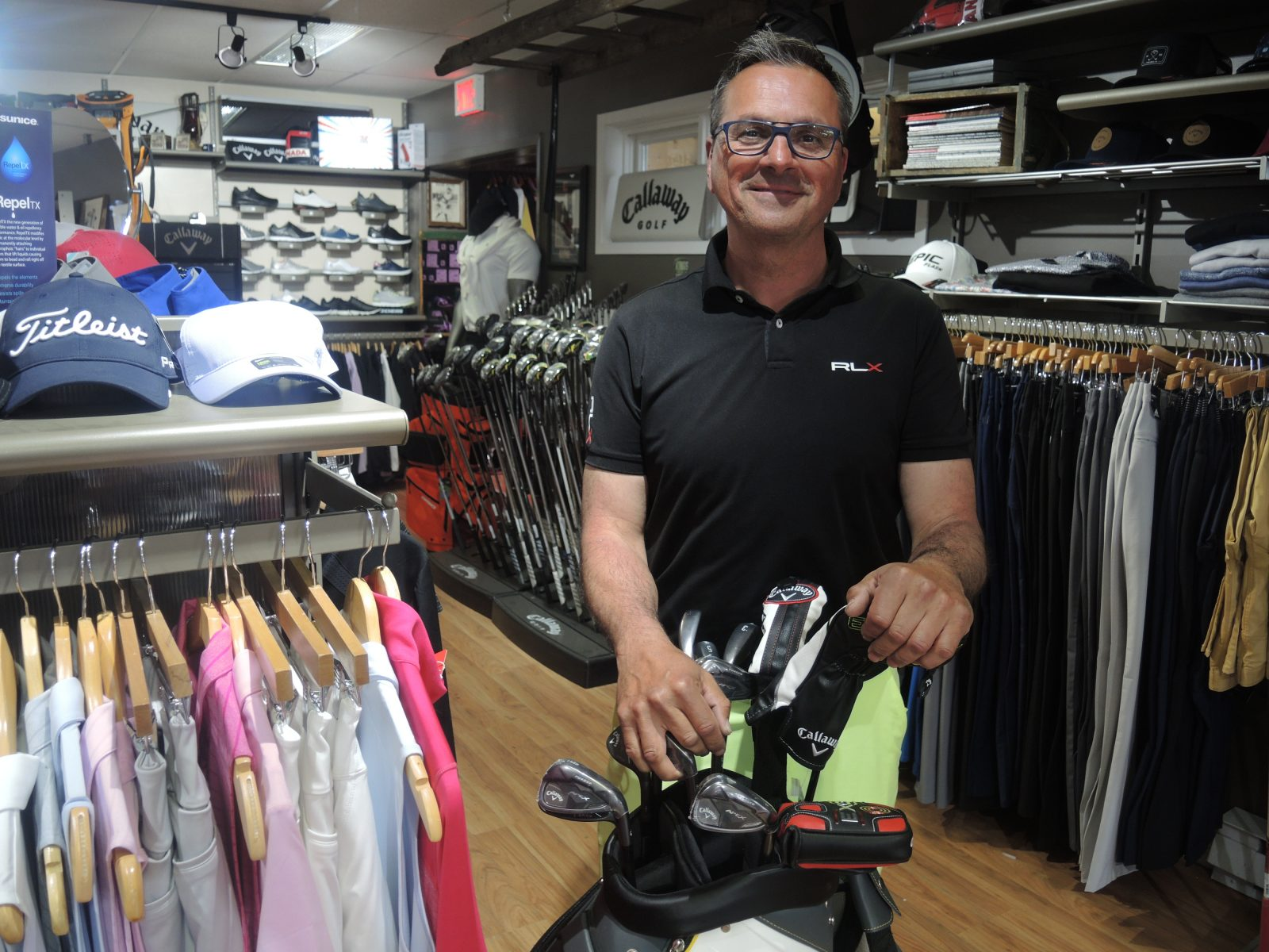 Alain Simard se joint au Club de golf Bellechasse