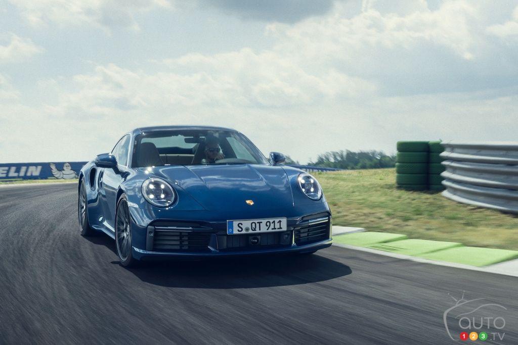 Porsche 911 : moteur à combustion jusqu'en 2030, au moins